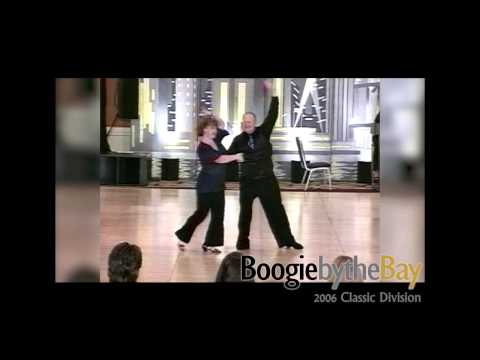 Ryan Dobbins & Laura Christopherson - 2006 Boogie by the Bay (BbB) - Classic Division - Video Vault