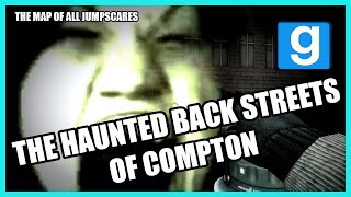 Gmod: The Haunted Back Streets of Detroit | MOST JUMPSCARES!!!
