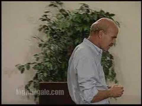 Dr. Wayne Dyer – Your Divine Purpose 1 of 3
