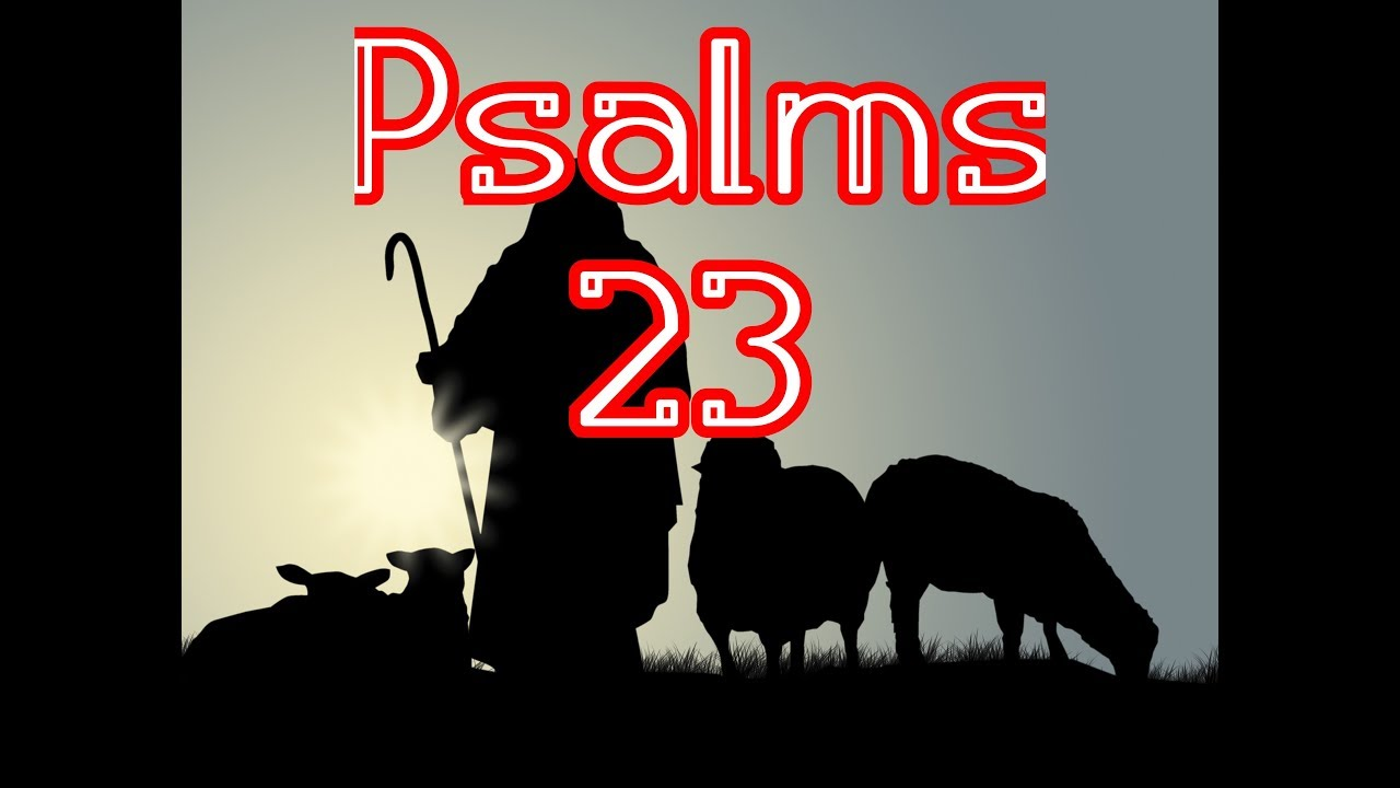 Psalms 23 | The Lord the Shepherd of His People