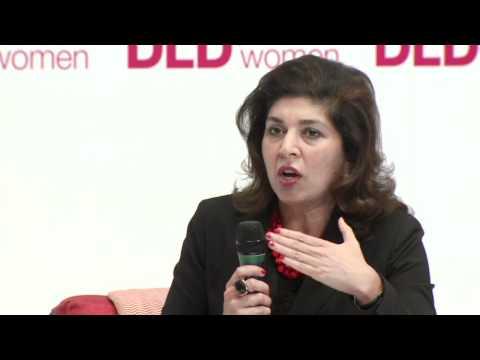 DLDwomen 2012 - Women in Islam - A Political Debate (Farah Pandith, Edit Schlaffer)