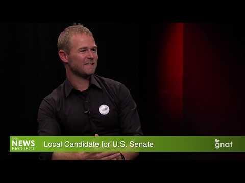 The News Project: In Studio - Candidate Brad Peacock for U.S. Senate