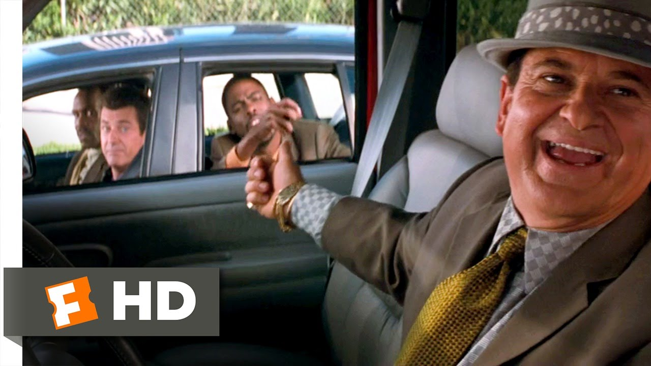 Lethal Weapon 4 1 5 Movie Clip Messing With Leo 1998 Hd Youtube