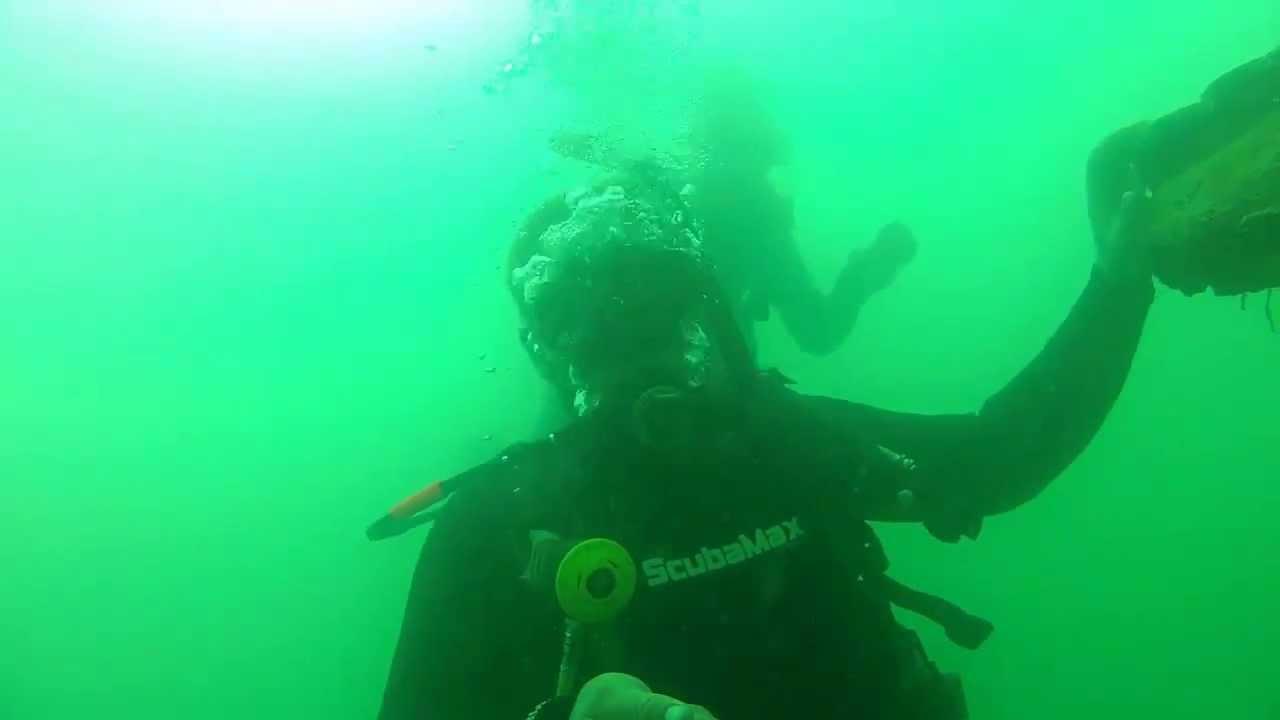 Blue Lake Utah Scuba Diving Certification Youtube