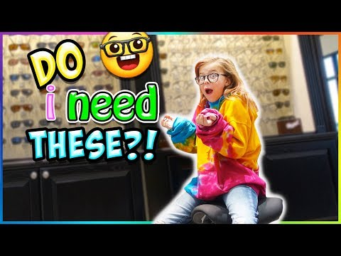 DOES AYDAH NEED GLASSES TO SEE?! / SmellyBellyTV