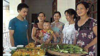 Ăn bánh Xèo mừng bếp mới - Hương vị đồng quê - Bến Tre - Miền Tây