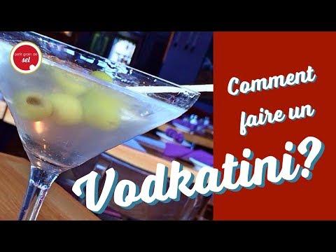 James Bond's Cocktail : Vodkatini