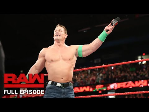 WWE Raw Full Episode - 25 December 2017