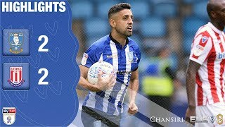 Sheffield Wednesday 2 Stoke City 2 | Extended highlights | 2018/19