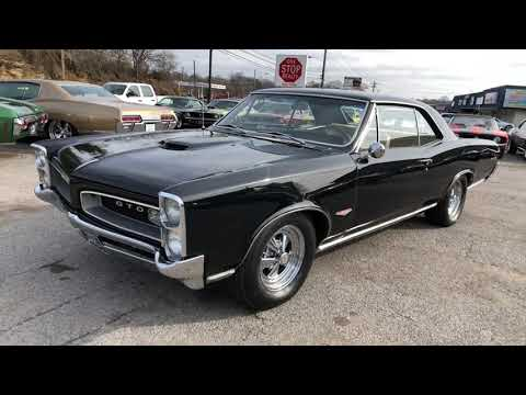 1966 Pontiac Lemans Gto Clone