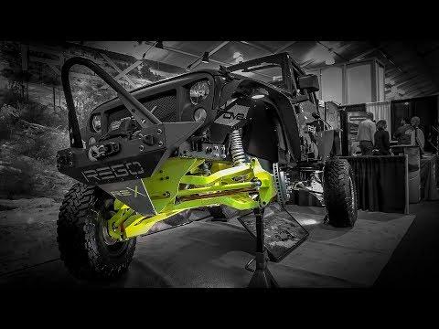 Jeep Wrangler JK IFS/IRS Conversion!