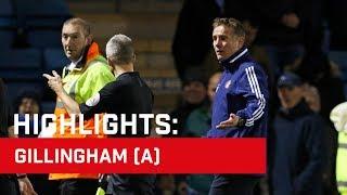 Highlights: Gillingham v Sunderland