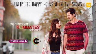 Permanent Roommates S1 on ZEE5 | Trailer