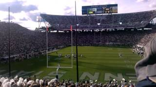 Psu student section creates another false start