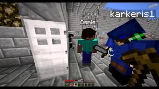 Minecraft Filmas - Kalejimo Begliai 12 - Lietuviskai !