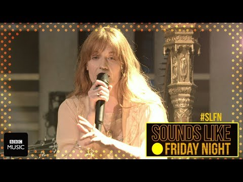 Florence + The Machine - Hunger (TV Debut)