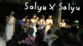 The Salyu x Salyu show, at The Jazz Cafe venue in Camden, London, U...