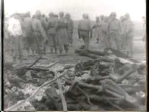 Nazi Murder Mills,  April 26, 1945 Universal Newsreel