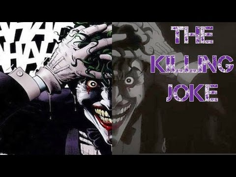 Batman: The Killing Joke (2016) | Spoilercast