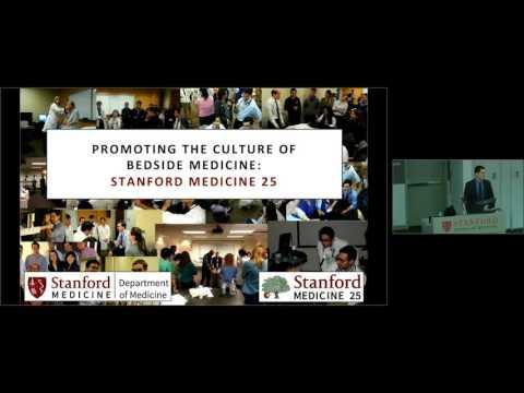 Dr. Errol Ozdalga Stanford Medicine Grand Rounds - Promoting the Culture of Bedside Medicine