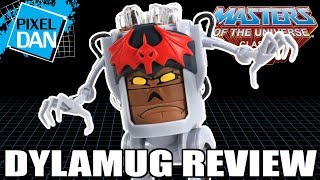 Dylamug Masters of the Universe Classics Figure Video Review