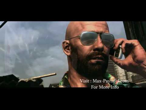 Max Payne 4 Official Trailer #1 (2017)  Game HD