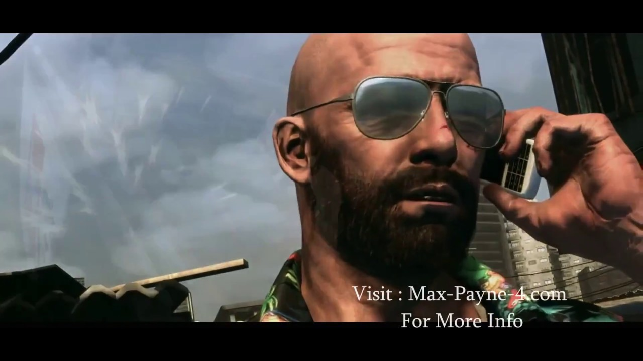 Max Payne 4 Official Trailer 1 2017 Game Hd Youtube