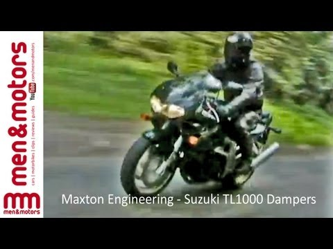 Maxton Engineering - Suzuki TL1000 Dampers