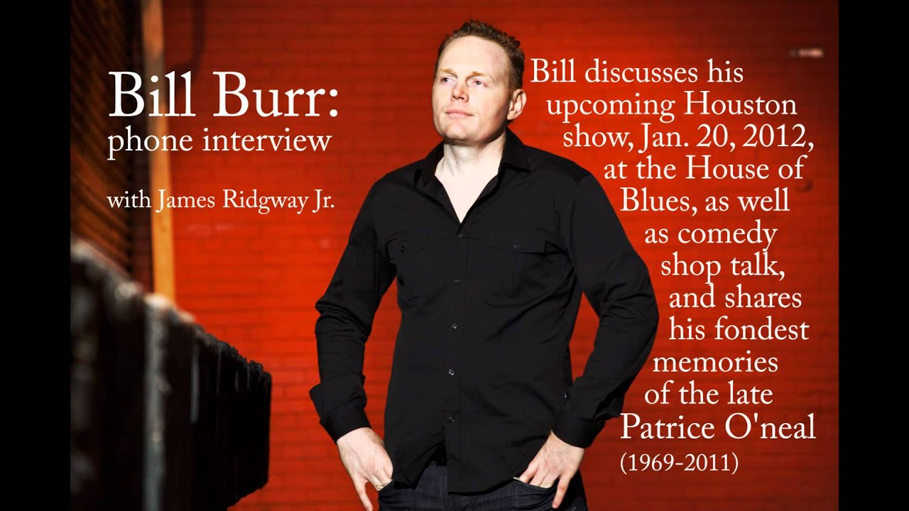 bill burr interview talks comedy shop and shares memories. Black Bedroom Furniture Sets. Home Design Ideas