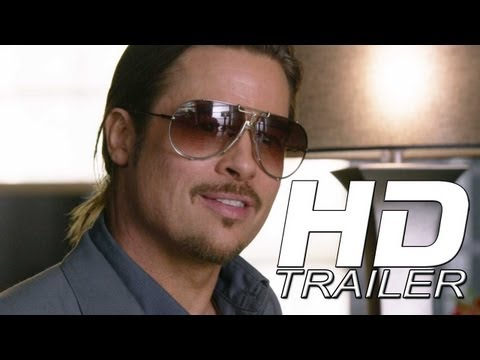The Counselor Official Trailer 2 - Michael Fassbender, Brad Pitt