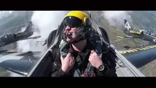 Breitling Jet Team -  Baptême en Avion de Chasse sur Albatros L39
