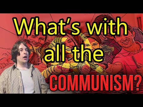 Why are so many Millennials becoming Communists?