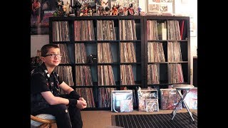 VINYL COLLECTIONS: Poisoned Mind Records' metal, punk & horror favorites