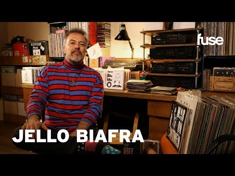 Jello Biafra (Part 1) | Crate Diggers