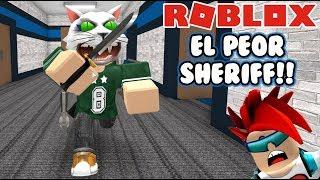 Roblox's Worst Sheriff