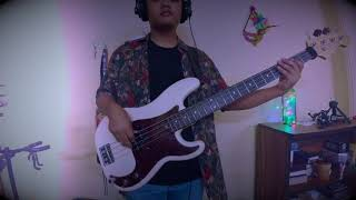 Post Malone - Circles | Bass Cover | Muan Siam