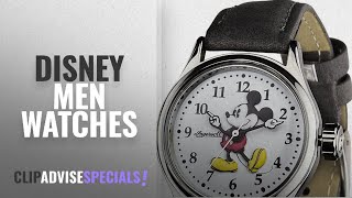 10 Best Selling Disney Men Watches [2018 ]: Disney Classic By Ingersoll Ladies Watch 25570 with