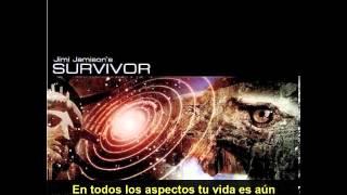 "Jimi Jamison - ""Cry Tough"" (Subtitulada al Español)"