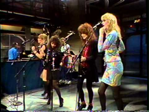 The Bangles - If She Knew What She Wants (1987)