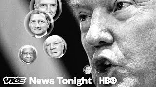 Why The Supreme Court Kept Trump's Travel Ban In Place (HBO)
