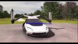 Terrafugia кулер новий літаючий автомобіль!!!