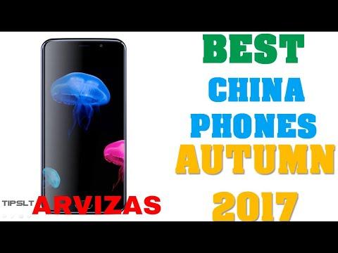 Top Best Chinese & Korea Phones 2017/2018 | Geriausi kinu ir korejieciu telefonai 2017/2018