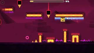 POWER TRIP 100% All Coins (Geometry Dash SunZero)