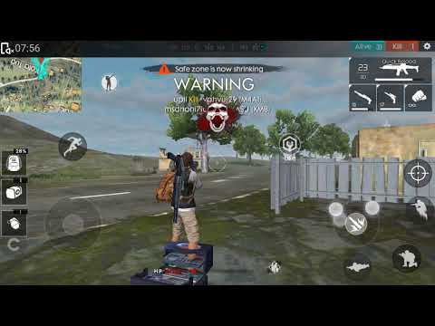 Gaming Champs Garena Free Fire Gameplay Latest Version Youtube