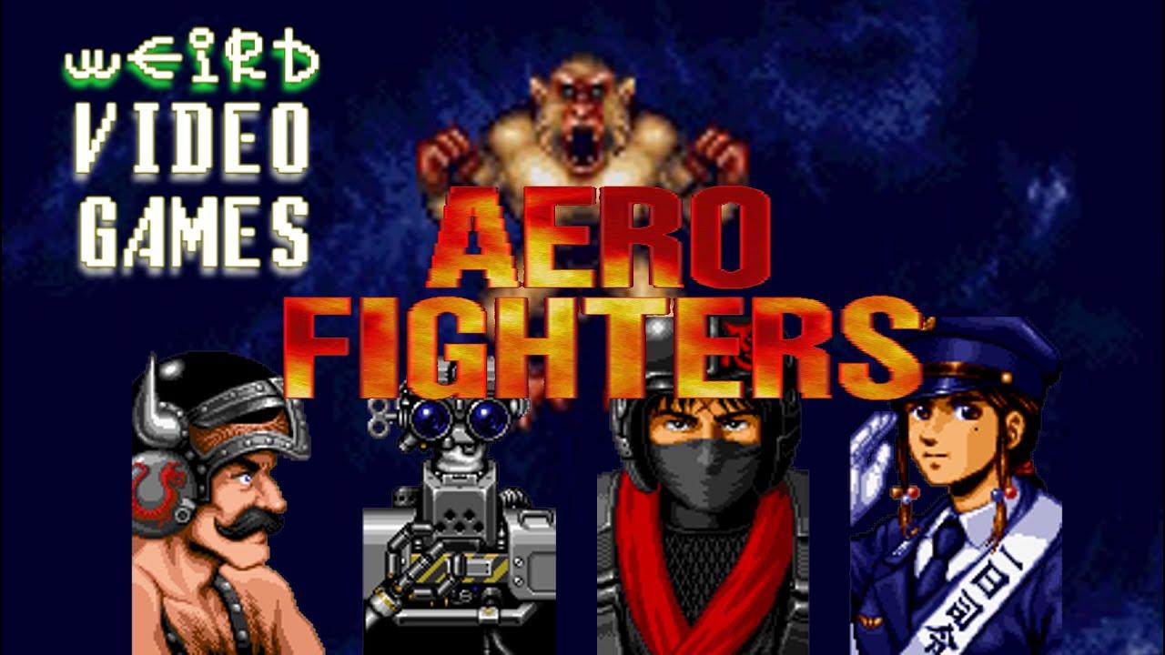 Hentai Arcade Games throughout weird video games - aero fighters (arcade) - youtube
