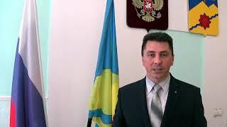 """Поздравление от муниципального образования """"город Медногорск"""""""