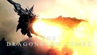 The Dragonborn Comes (Malukah) - Epic Orchestral Remix