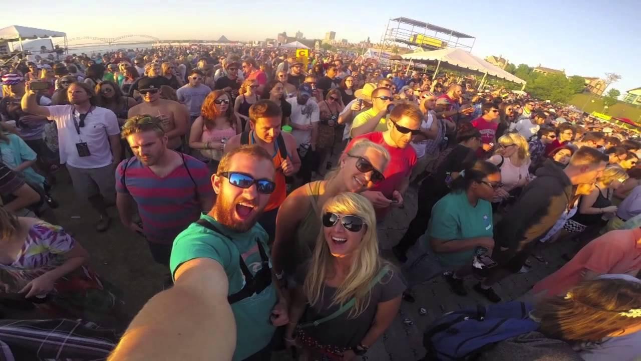 Beale Street Music Festival 2014 - YouTube
