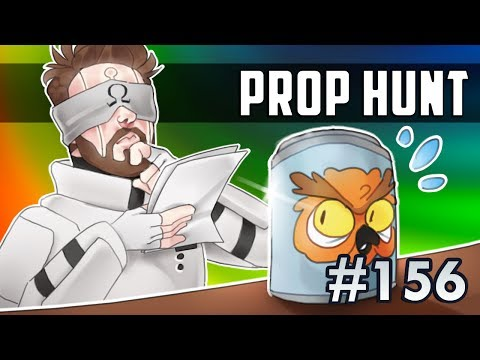 SO THIRSTY FOR A MANNS! | Prop Hunt #156 Funny Moments Ft. Friends!