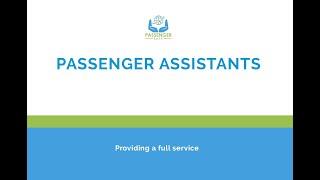 Passenger Assistants